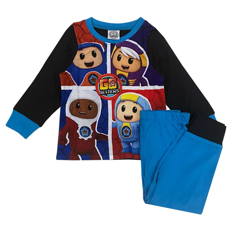 Go Jetters Pyjamas - Cool Clobber Limited