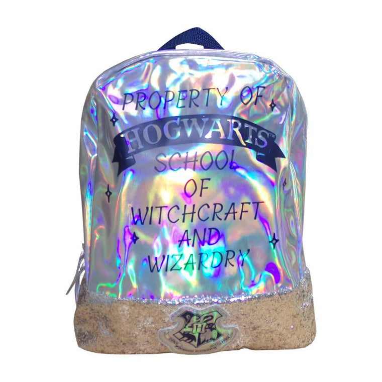 Harry Potter Backpack | Metallic