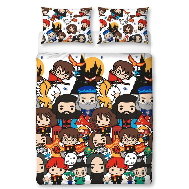 Harry Potter Double Bedding | Charm Bedding Cool Clobber Limited