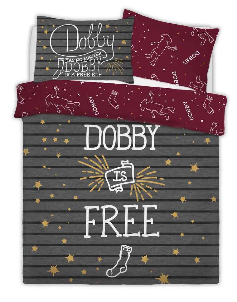 Harry Potter Double Bedding | Dobby