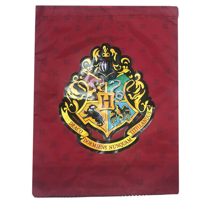 Harry Potter Drawstring Bag Backpack Cool Clobber Limited