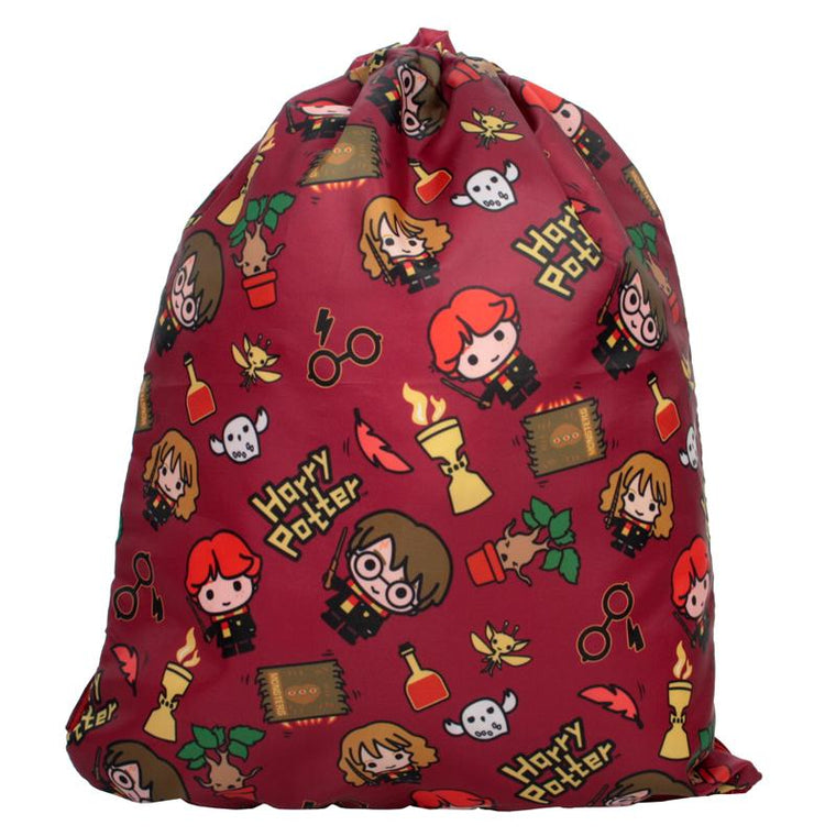 Harry Potter Drawstring Bag | Chibi