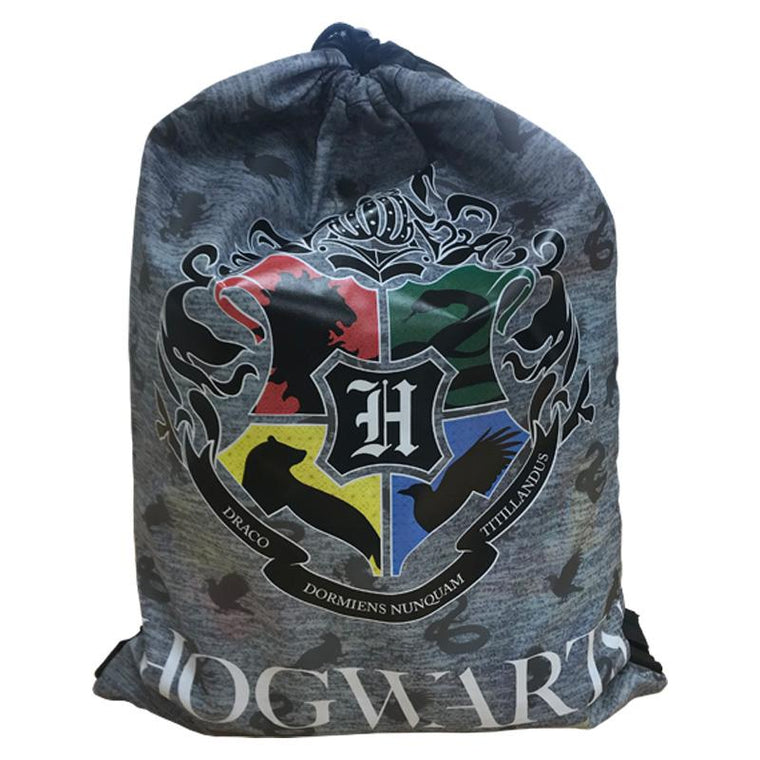 Harry Potter Drawstring Bag | Hogwarts