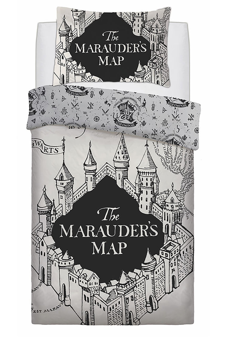 Harry Potter Single Bedding | Marauders