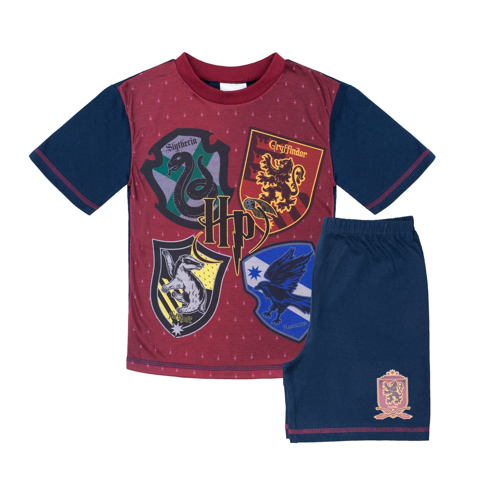 Harry Potter Short Pyjamas Boys Pyjamas Cool Clobber Limited