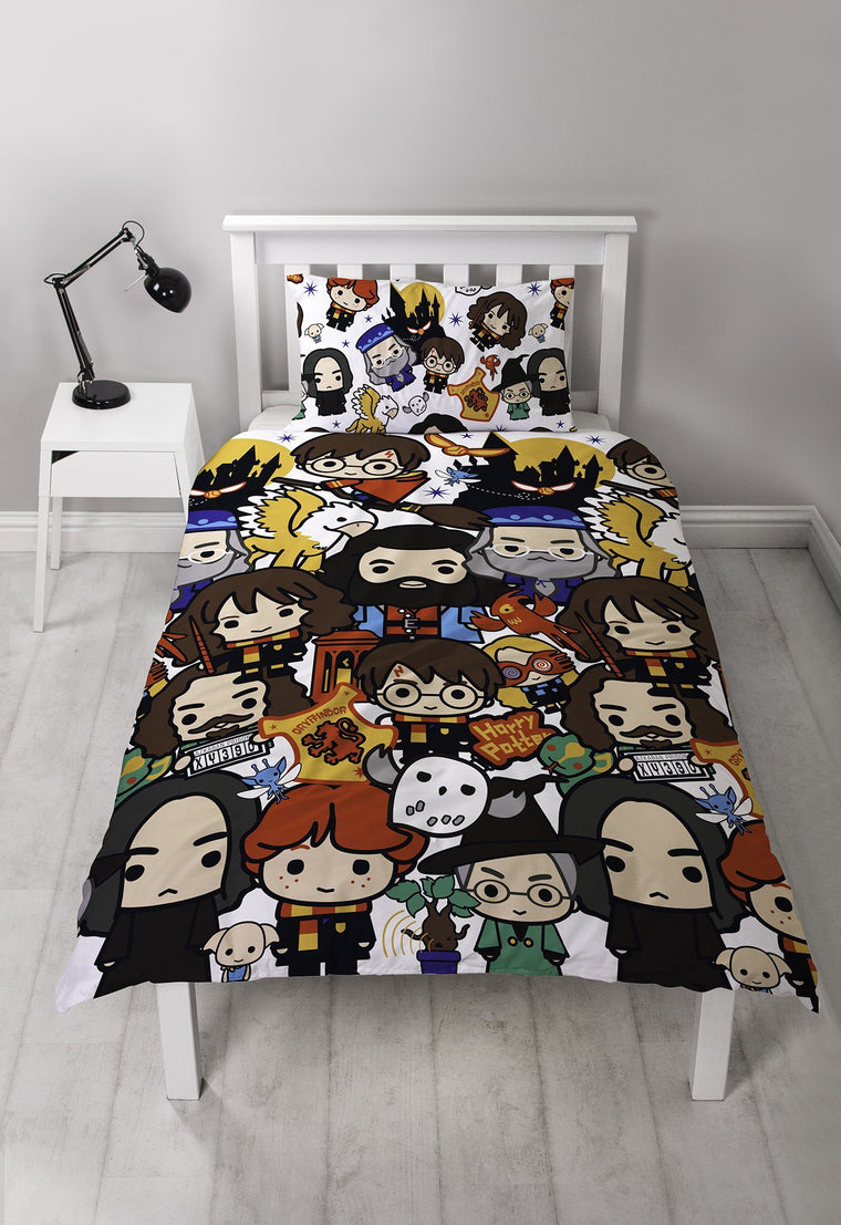 Harry Potter Single Bedding | Charm