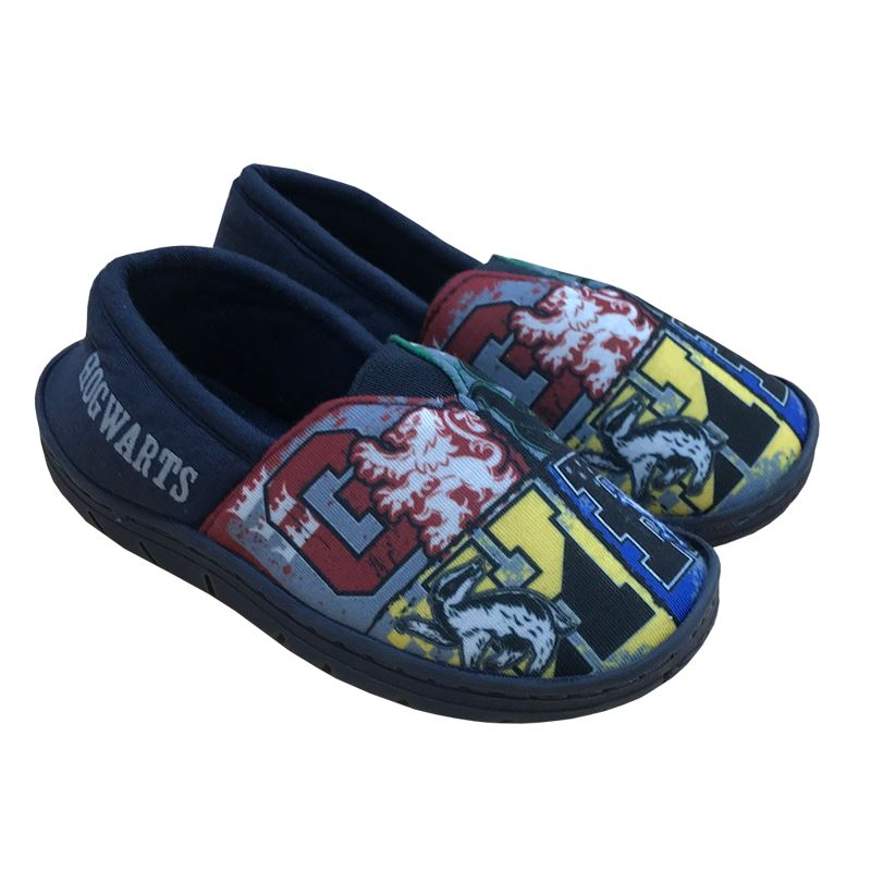 Harry Potter Slippers - Cool Clobber Limited
