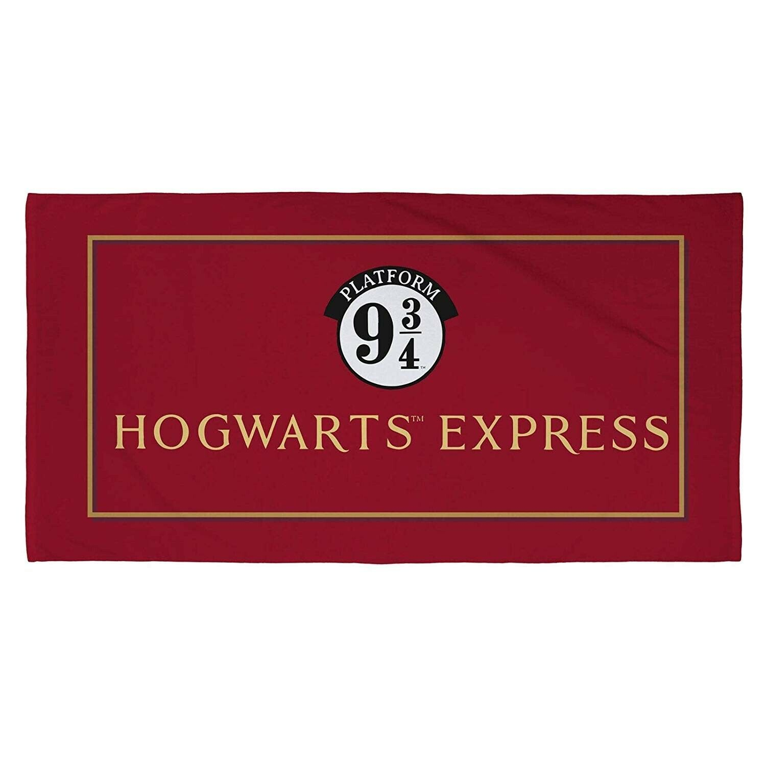Harry Potter Towel Towel Cool Clobber Limited
