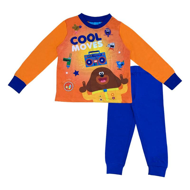 Hey Duggee Pyjamas | Cool Moves