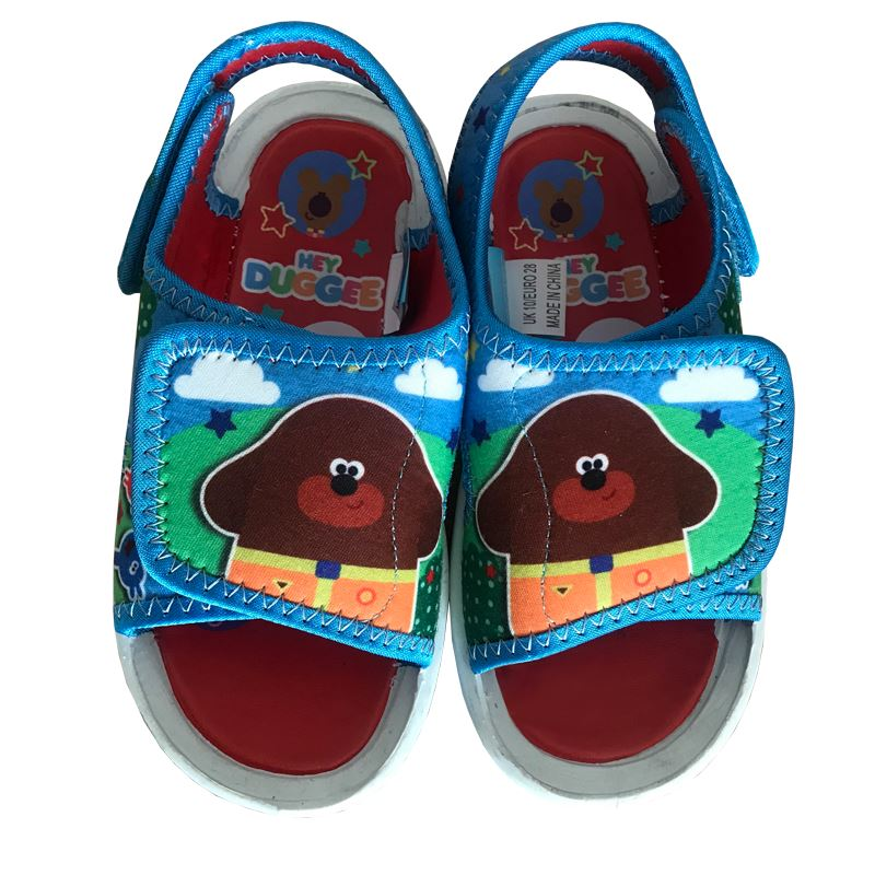 Hey Duggee Sandals - Cool Clobber Limited