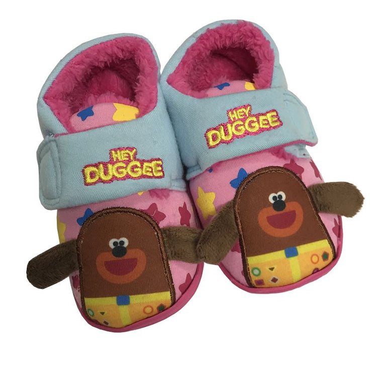 Hey Duggee Girls Slippers