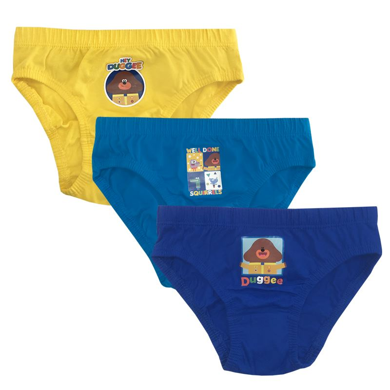 Boys Hey Duggee Underwear - Pack of 3 - Cool Clobber Limited