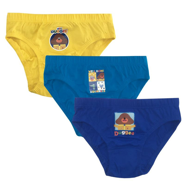 Hey Duggee Underwear - Pack of 3