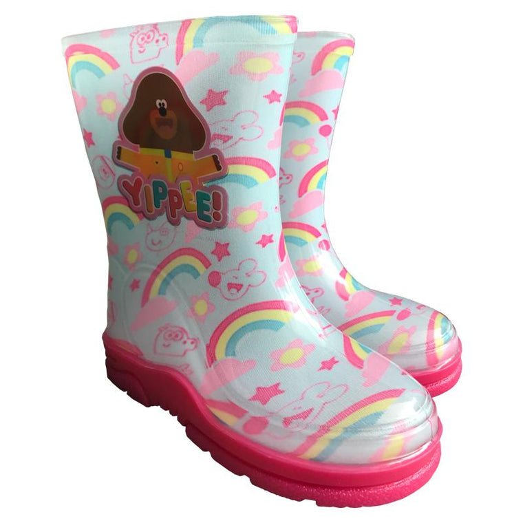 Hey Duggee Girls Wellies