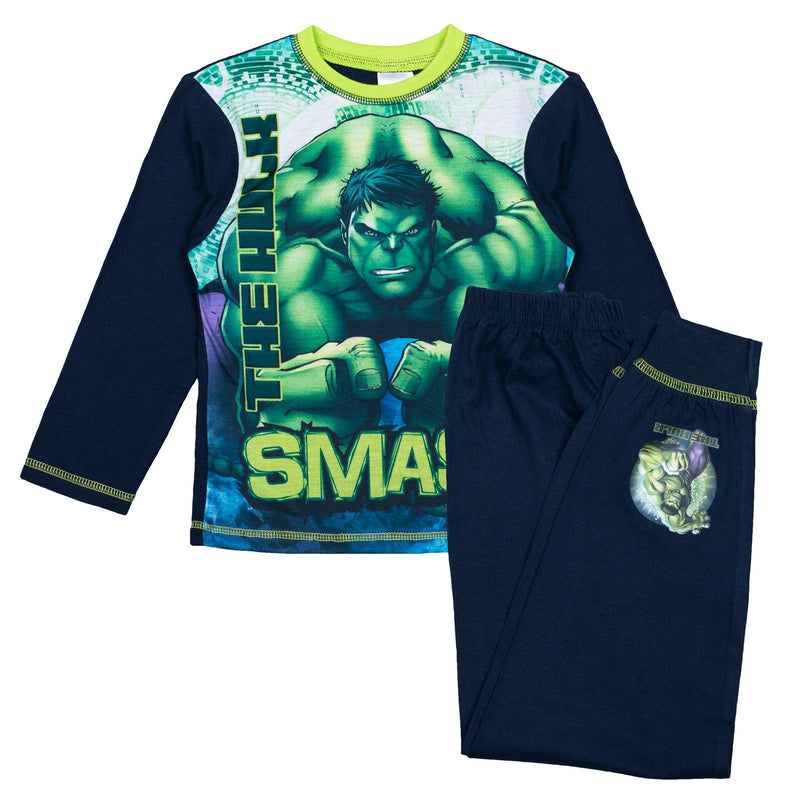 Hulk Smash Pyjamas Boys Pyjamas Marvel