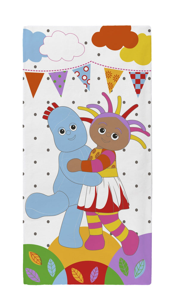 In The Night Garden Towel Towel In The Night Garden