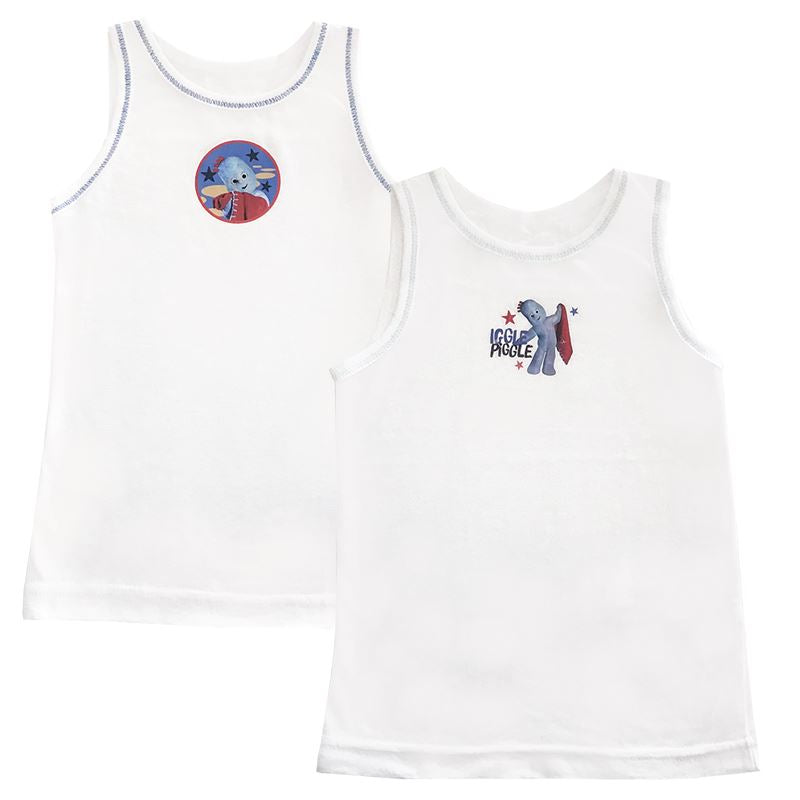 In The Night Garden Vests - Pack of 2 - Cool Clobber Limited