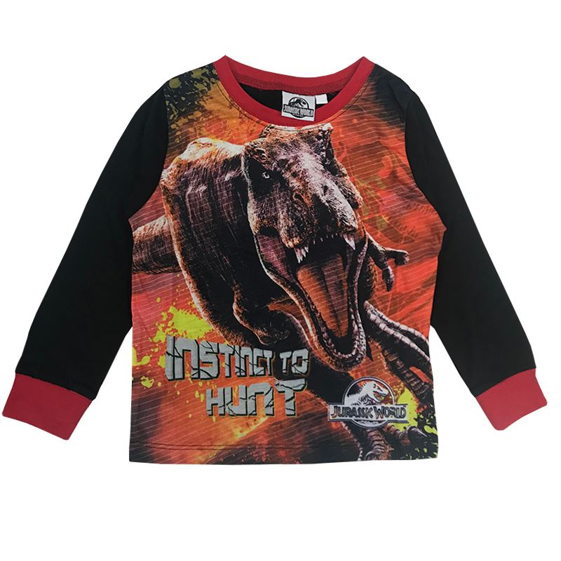 Jurassic World Pyjamas Boys Pyjamas Cool Clobber Limited