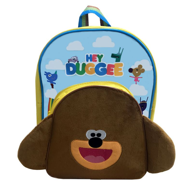 Kids Hey Duggee Backpack - Cool Clobber Limited