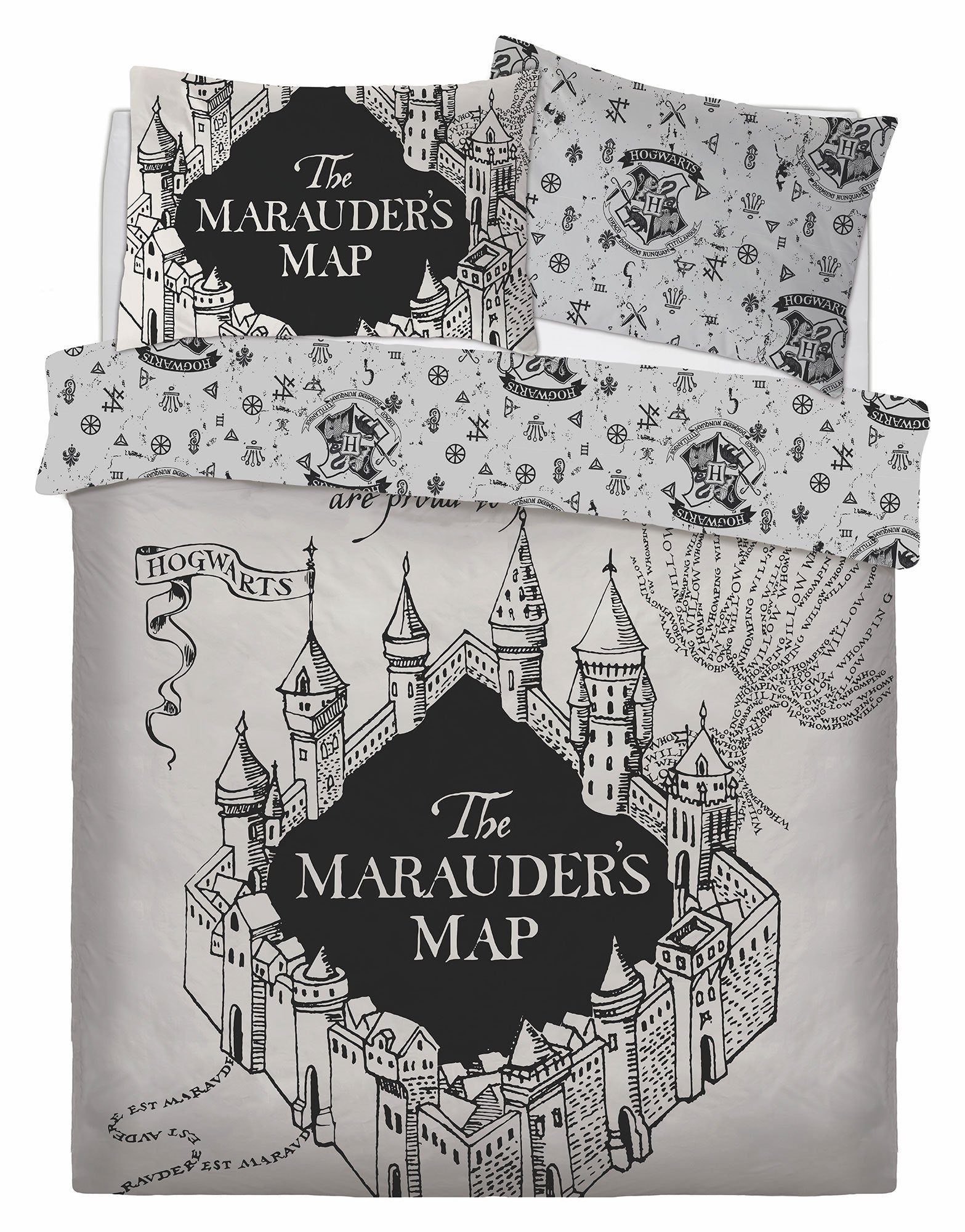 King Size Harry Potter Duvet Set Bedding Harry Potter