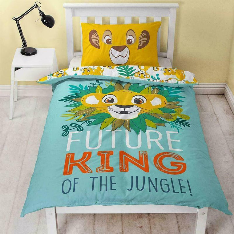 Lion King Single Bedding | King