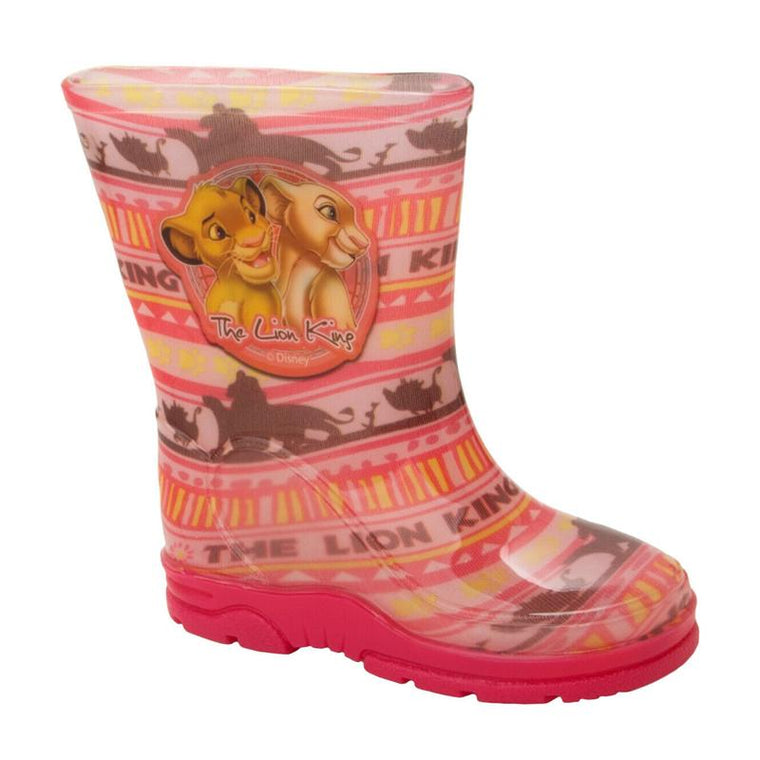 Lion King Wellies