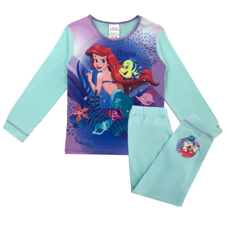 Little Mermaid Ariel Pyjamas