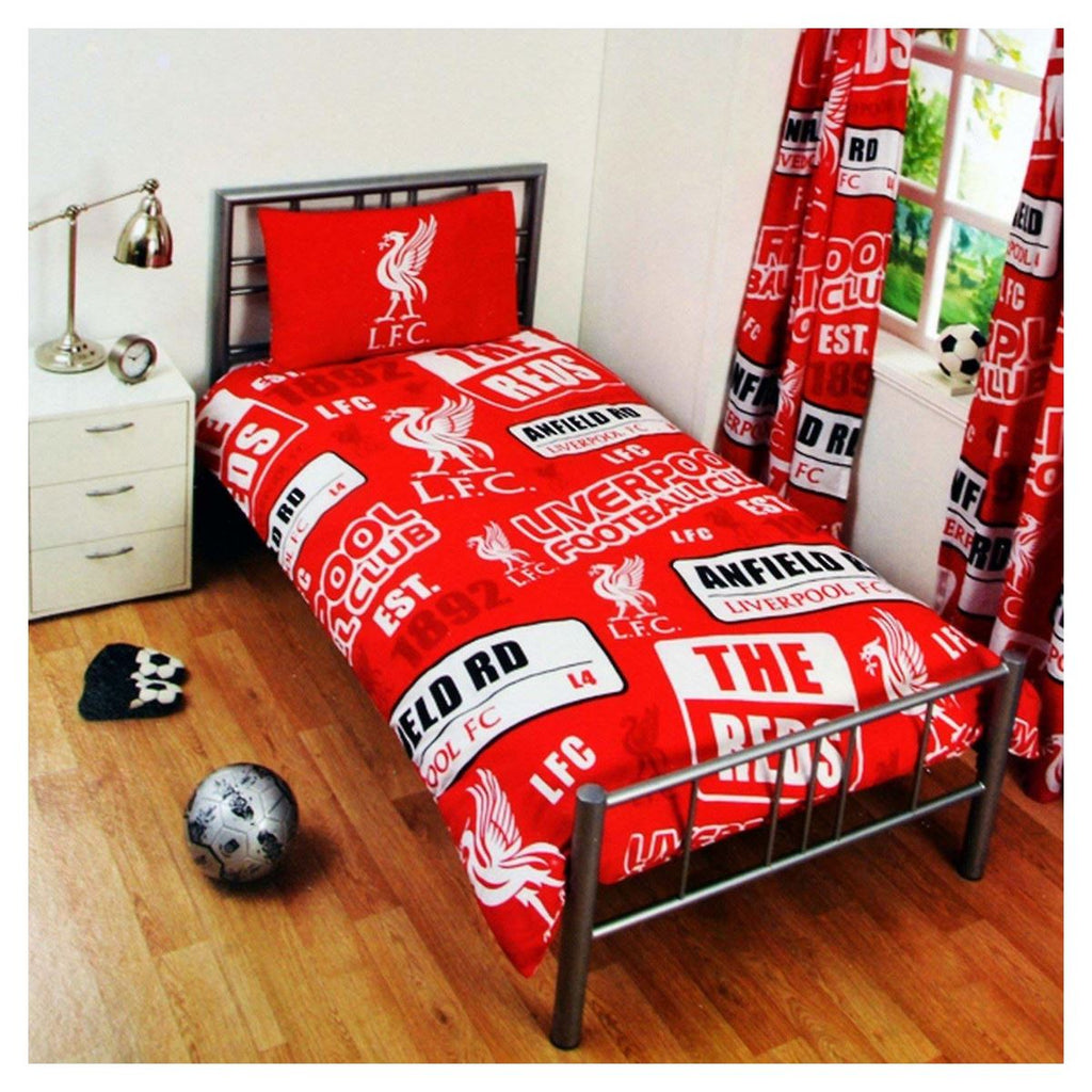 Liverpool FC Bedding - Single Bedding Liverpool FC