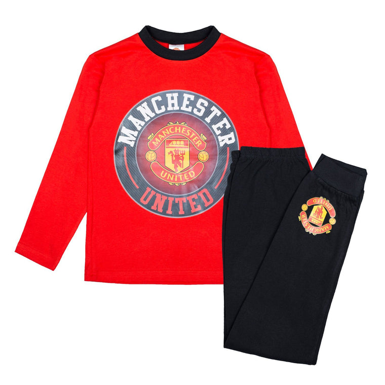 Manchester United Boys Pyjamas