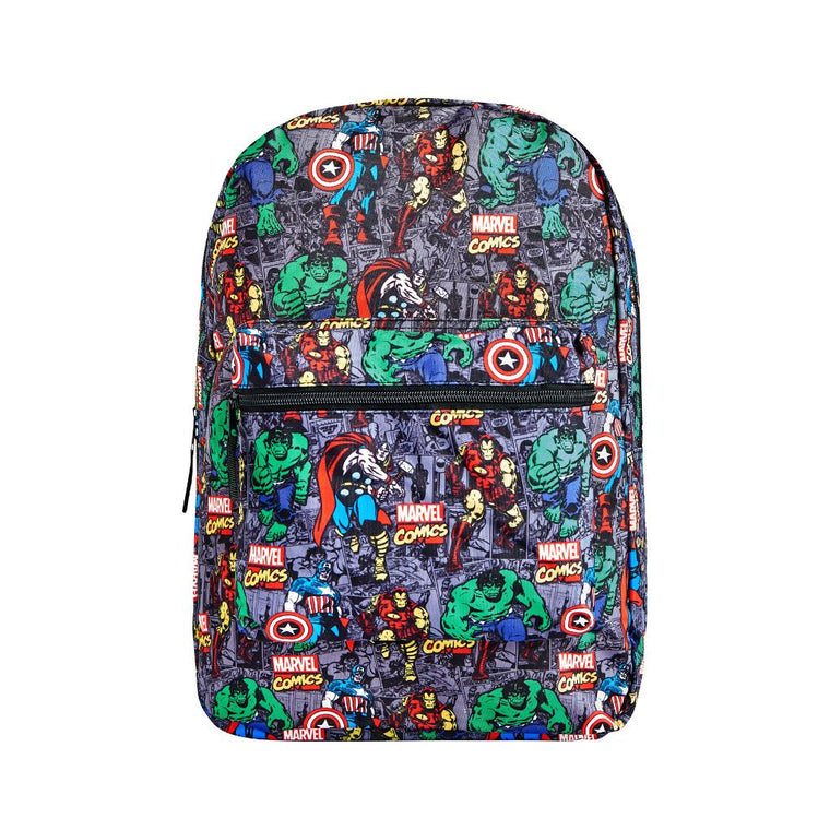 Marvel Avengers Backpack | Comic