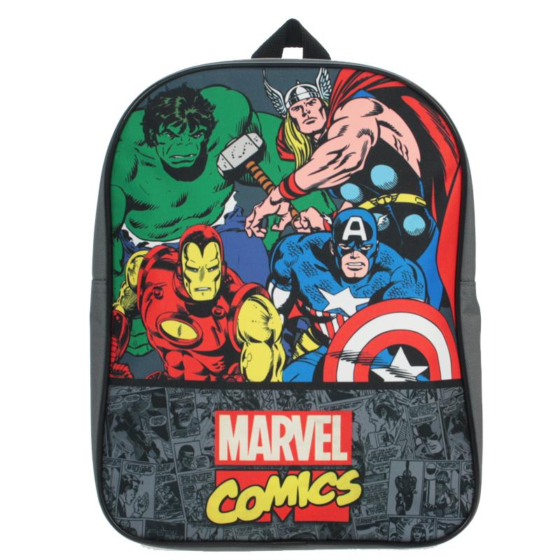 Marvel Avengers Backpack | Heroes Backpack Cool Clobber Limited
