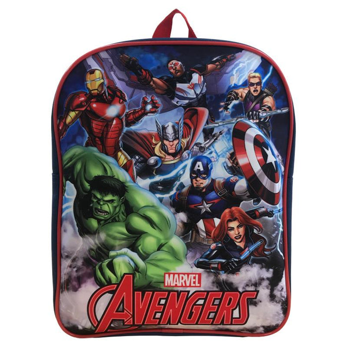 Marvel Avengers Backpack | Infinity Backpack Avengers