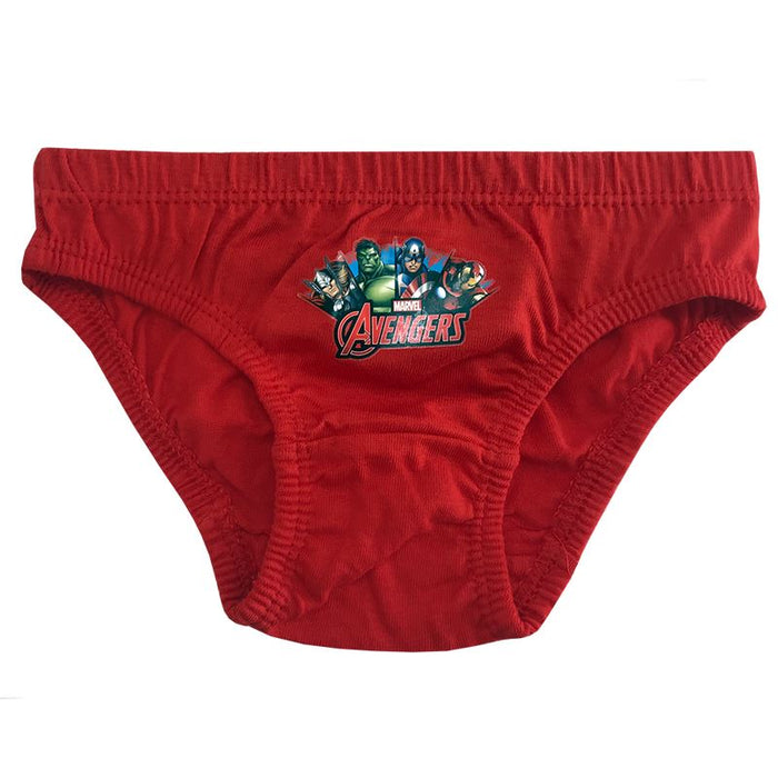 Boys Marvel Avengers Underwear - Pack of 3 - Cool Clobber Limited