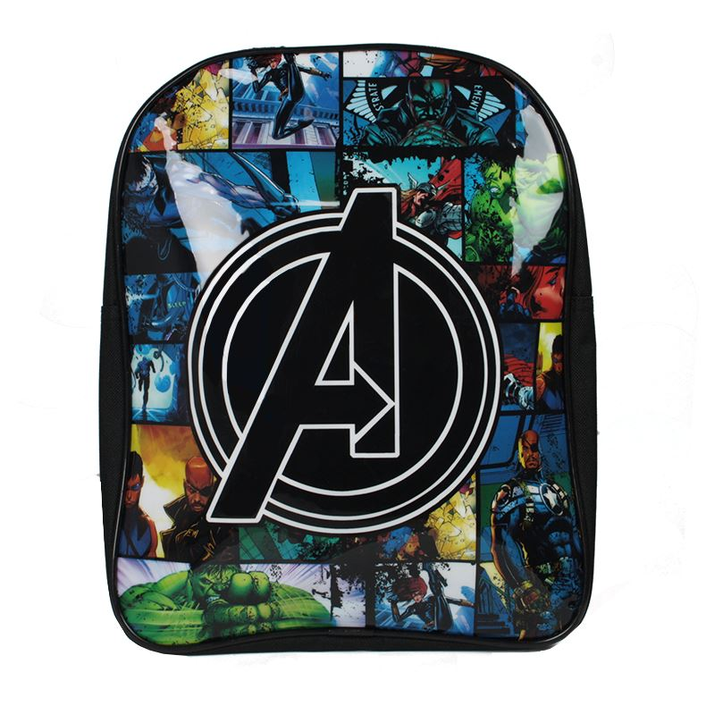 Marvel Backpack Back Pack Cool Clobber Limited