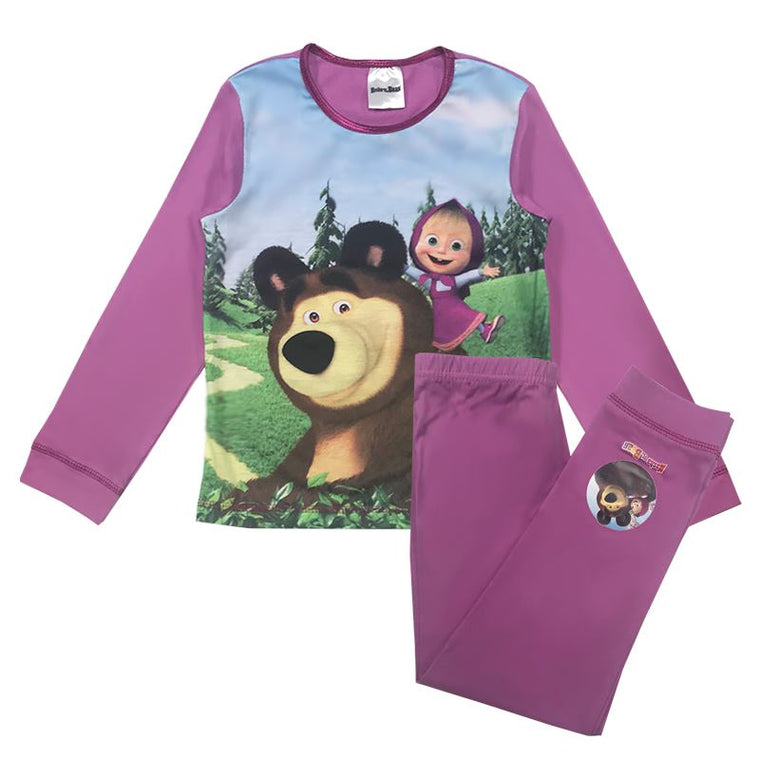 Masha And The Bear Pyjamas