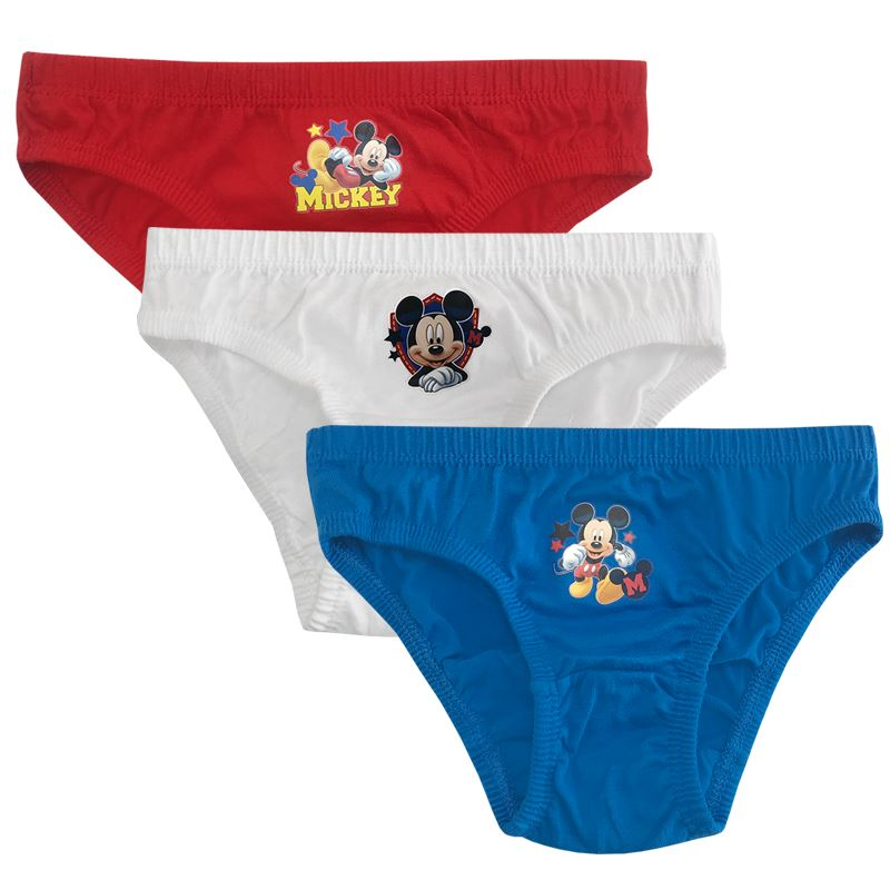 Mickey Mouse Underwear - Pack of 3 - Cool Clobber Limited