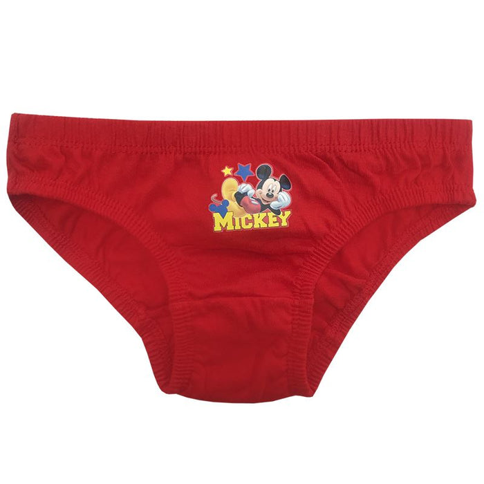 Mickey Mouse Underwear - Pack of 3 Boys Underwear Mickey Mouse