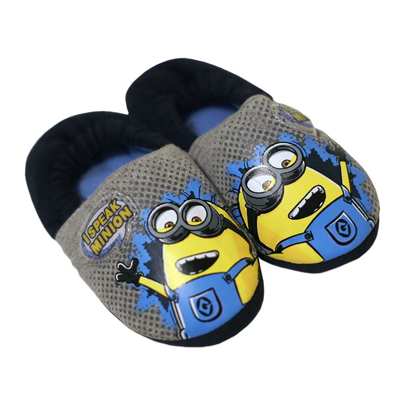 Minion Slippers Accessories Cool Clobber Limited