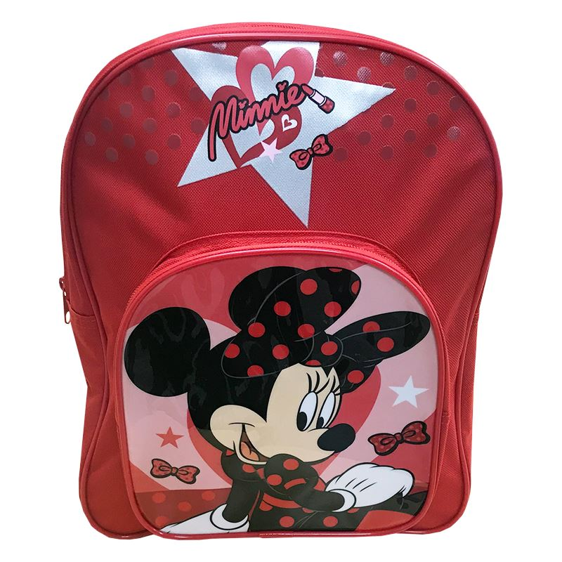 Minnie Mouse Backpack Backpack Cool Clobber Limited