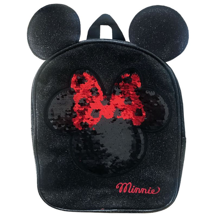 Minnie Mouse Sequin Backpack