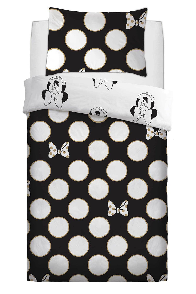 Minnie Mouse Single Bedding