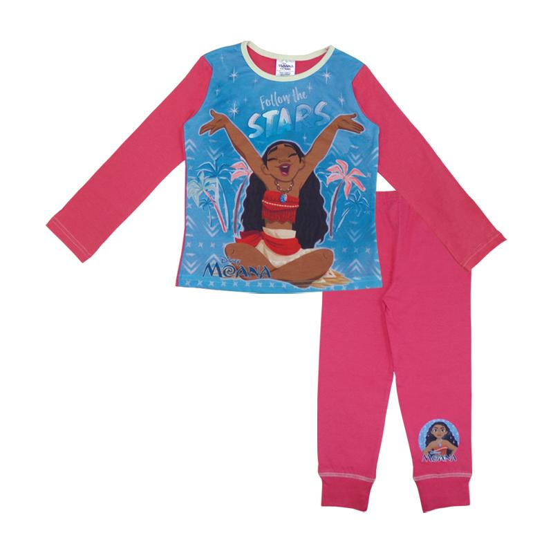 Moana Pyjamas Girls Pyjamas Cool Clobber Limited