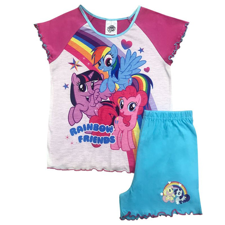My Little Pony Short Pyjamas