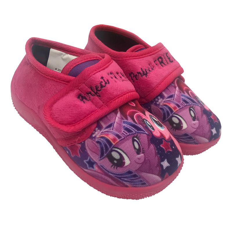My Little Pony Slippers - Cool Clobber