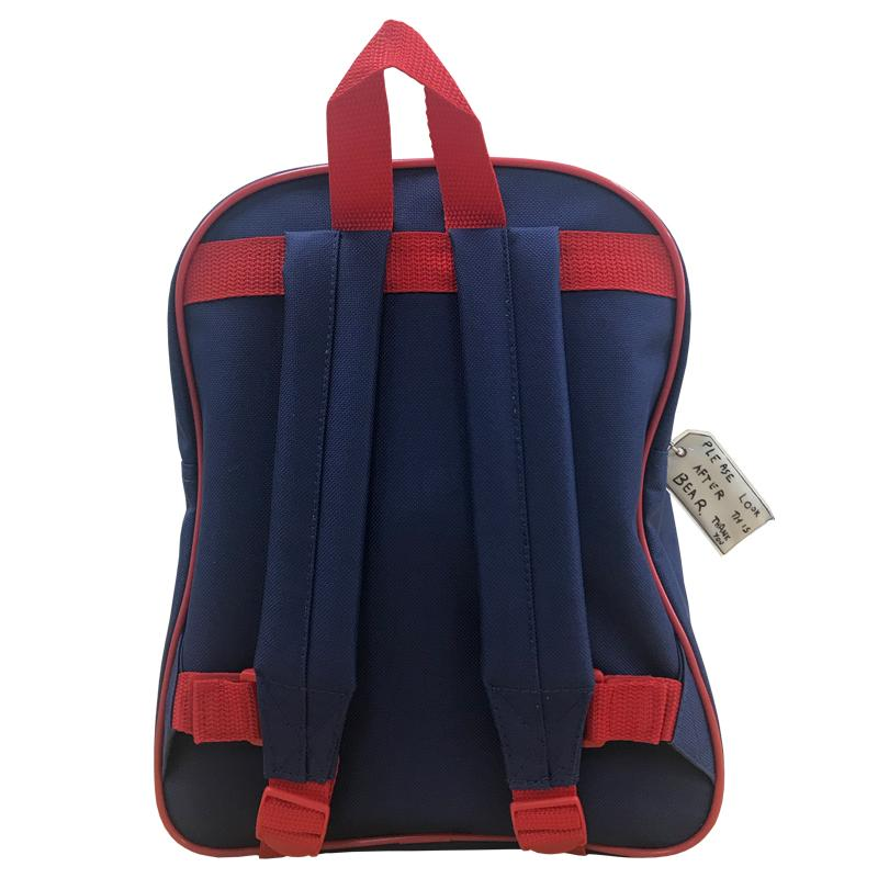 Paddington Bear Backpack | Flag Backpack Paddington Bear