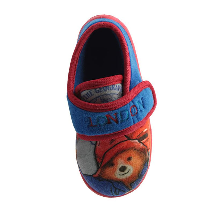 Paddington Bear Slippers Accessories Cool Clobber Limited