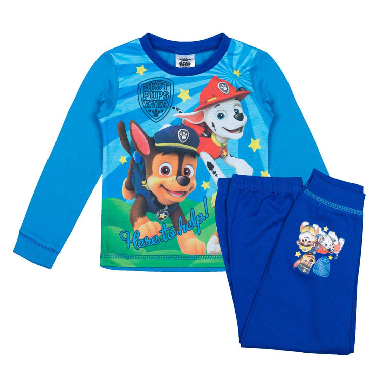 Paw Patrol Childrens Pyjamas