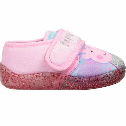 Girls Peppa Pig Slippers - Cool Clobber Limited