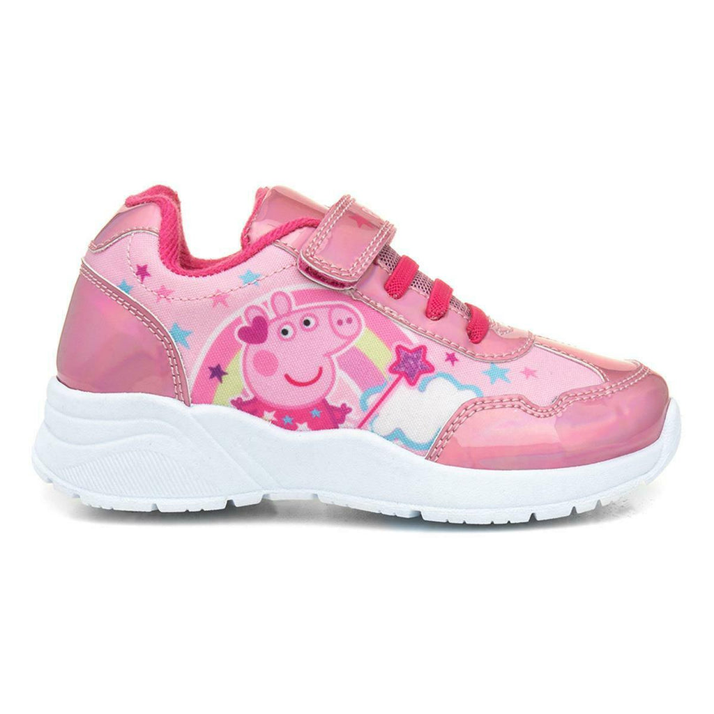 Peppa Pig Sporty Trainers girls trainers Peppa pig