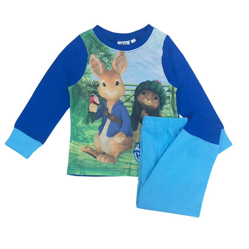 Peter Rabbit Pyjamas Boys Pyjamas Cool Clobber Limited
